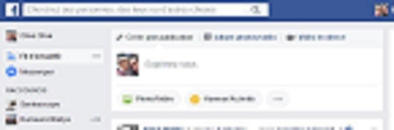 Le mur de mon Facebook