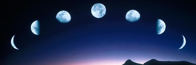 Un cycle lunaire